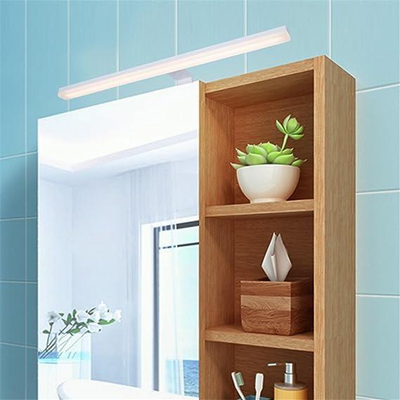 Wqrtt Led Spiegellicht Badezimmer Spiegelschrank Kommode Anti