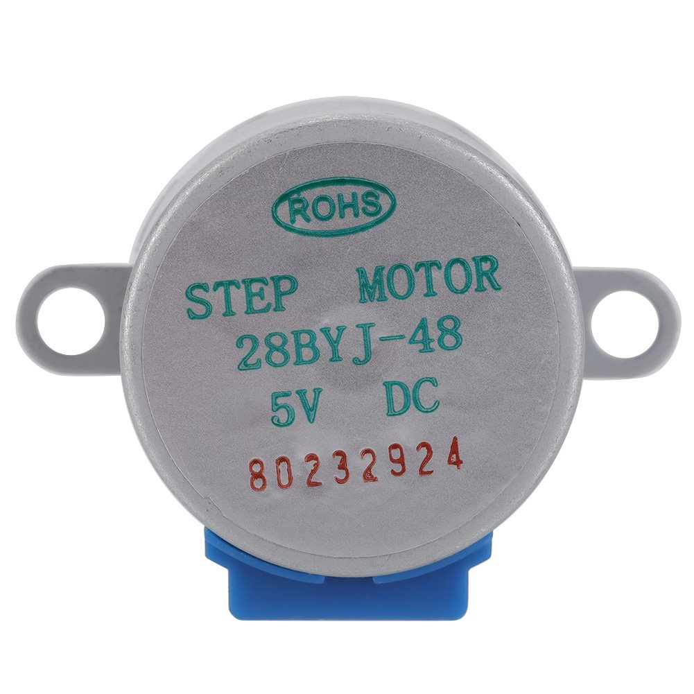 4-Phase Stepper Motor 5 pcs//Set DC 5V 4-Phase 5-Wire Stepper Motor Micro Reduction Stepping Motor