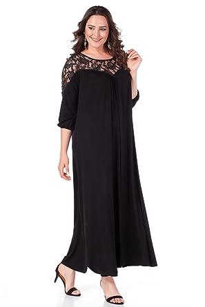 Designer Damen Abendkleid Große Größen, Kleid Cocktailkleid ...