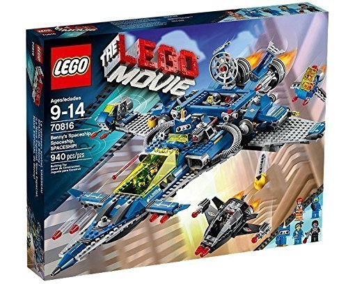 Lego-movie-Benny-spaceship-70816-by-LEGO-parallel-import-goods