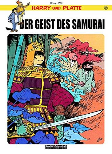 Harry und Platte: Band 24: Der Geist des Samourai (Harry und Platte Einzelbände) Taschenbuch – 1. Mai 2004 Willy Will i. e. Maltaite Salleck Publications 3899081617 Belletristik