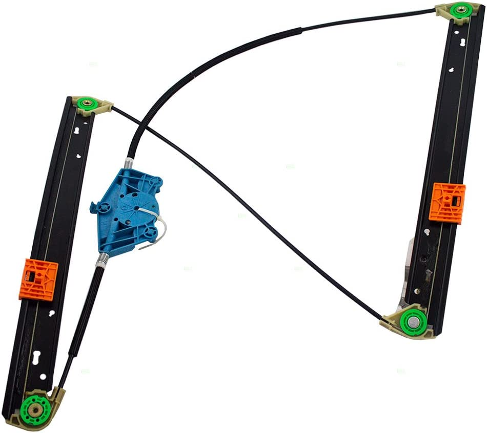 Drivers Front Power Window Lift Regulator Replacement for A4 S4 RS4 Gen 2 Gen 3 Sedan Wagon 8E0837461C