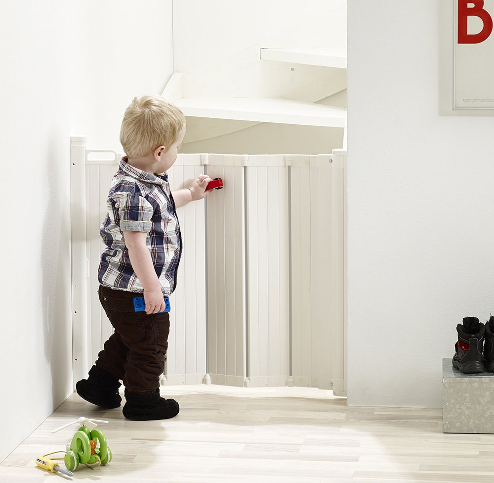 BabyDan Guard Me Auto Retractable Safety Guard 60214-5400-21
