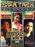 The Official Star Trek Deep Space Nine Magazine Volume 20 The Women of Deep Space Nine