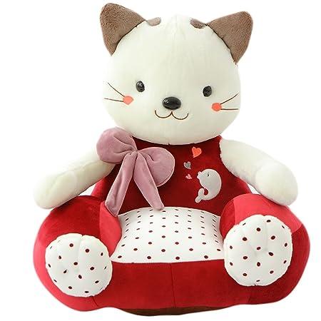 Roner silla niño Mignon gato puf de suelo Navidad regalo ...