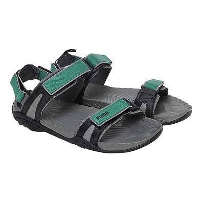 Idp Q 11 Uk Cross Green Sandals Aqua Thong Men's Black Amazon Puma w0PknO