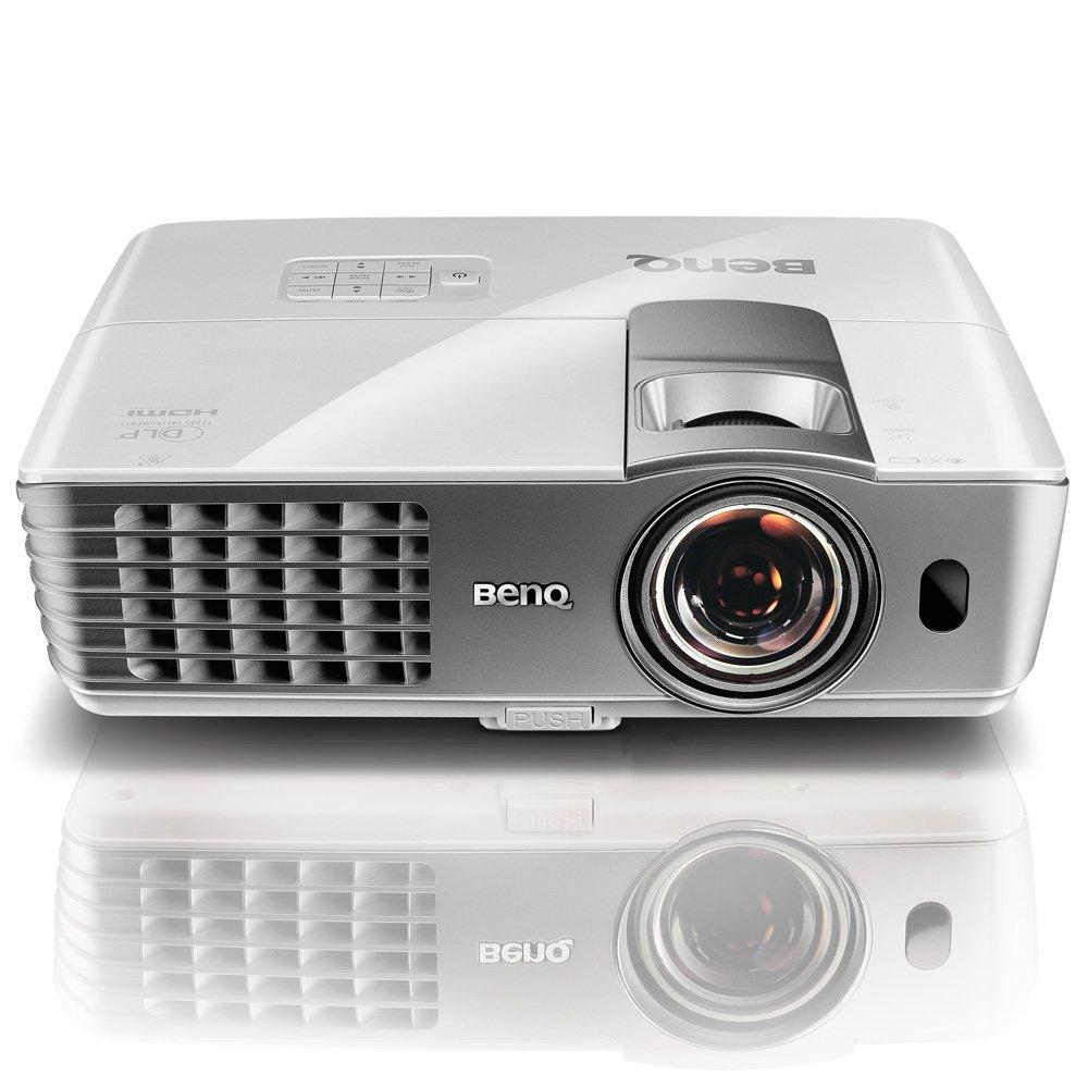 BenQ DLP プロジェクター HomeTheaterモデル (Full HD/短焦点/2000lm/2.9kg) W1080ST   B00BLT83NK