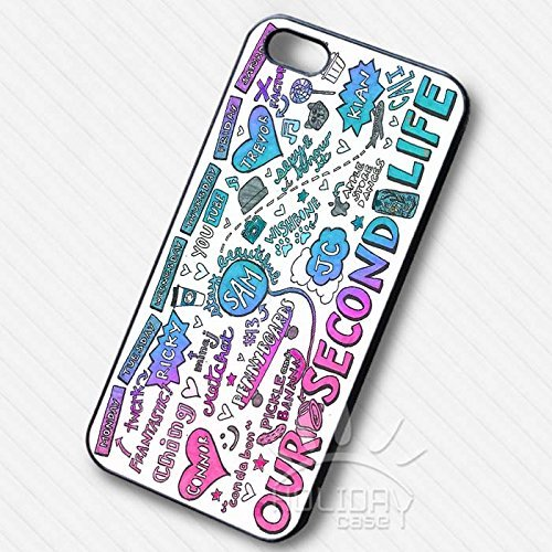 Colorful Typography pour Coque Iphone 7 Case H3B8OT