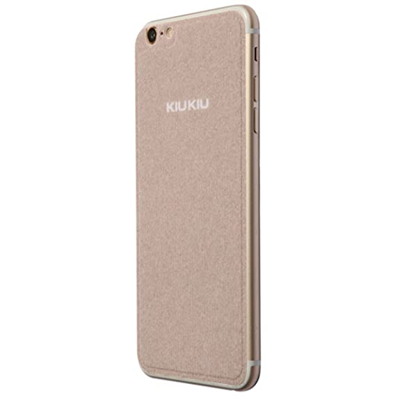 Amazon.com: iPhone 6 Hook & Loop Mount Holder, KIUKIU Smart Phone ...