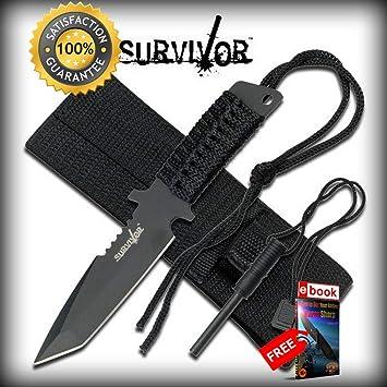 Amazon.com: Cuchillo de peluche de supervivencia de KNIFE ...