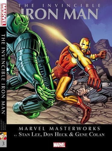 Marvel Comics Iron Man Pdf