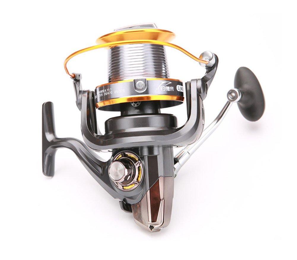L.Atsain Carrete Para Caña De Pescar 3000-9000 Gapless ...