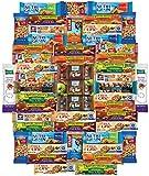Healthy Office Bars & Snacks Super Variety Pack Bulk Sampler (Care Package 50 Count) For Sale