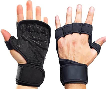 Men/'s Women Fitness Exercise Workout Weight Lifting Sport Gloves Gym Training HL