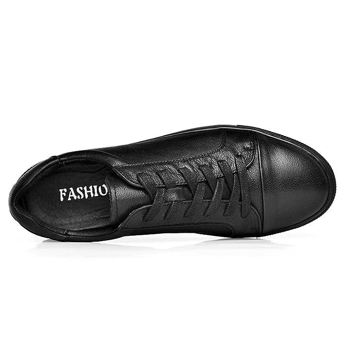 Miyoopark UK-XCR90127, Herren Sneaker, Schwarz - Schwarz - Größe: 41