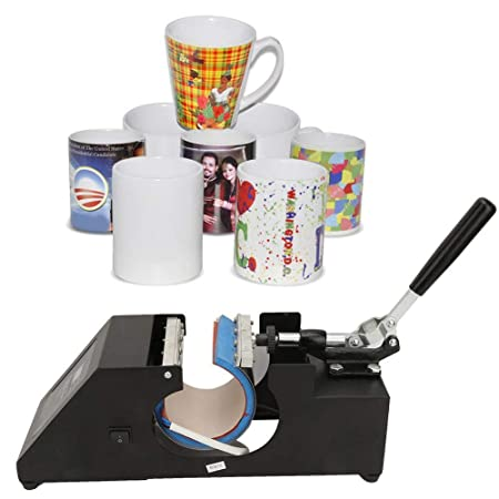 Impresora de Tazas, 11oz 0~299 ℃ 0~999s Máquina de Prensa de ...