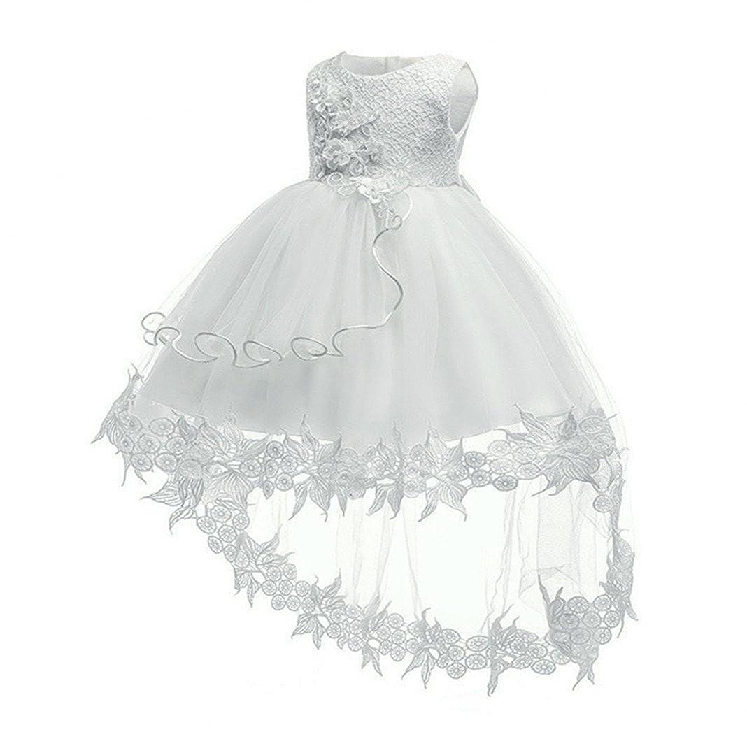 9b6bc5cbcb2a9 Amazon.com: HX Toddler Girls Baby Girl's Sleeveless Lace Gauze ...