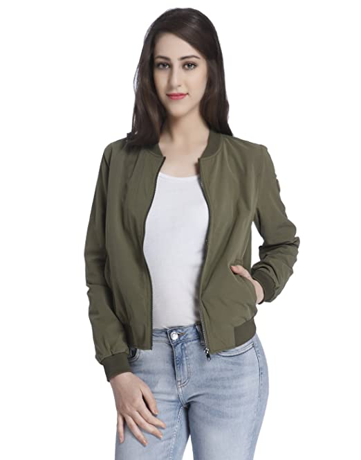 Only Chaqueta Bomber Evelyn Mujer - M, Kalamata