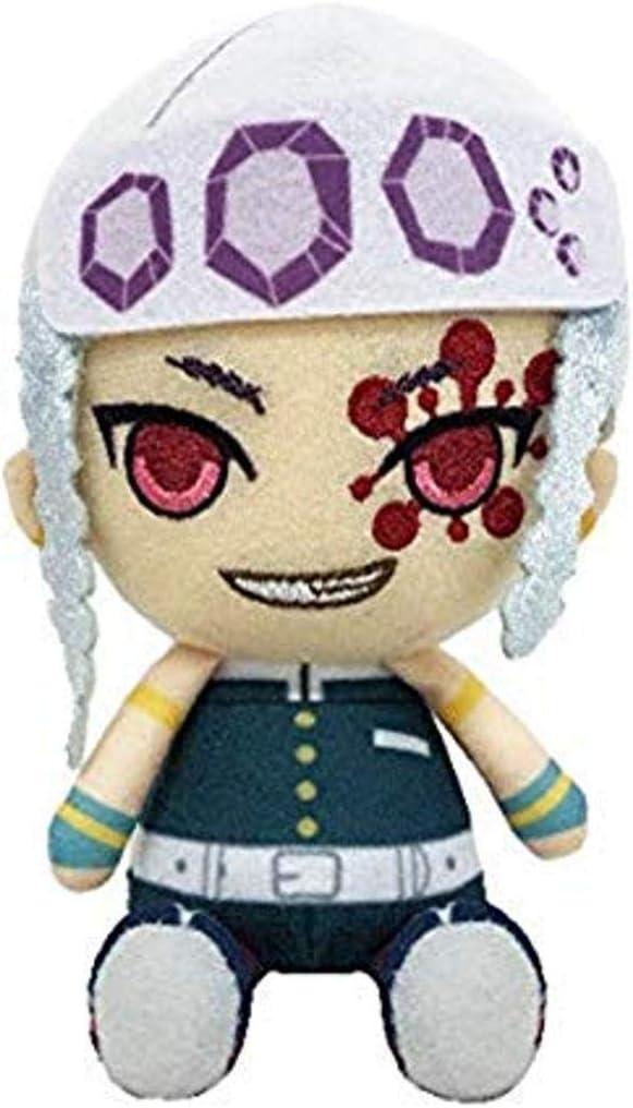 Amazon Com Bandai Demon Slayer Kimetsu No Yaiba Chibi Plush Uzui Tengen Toys Games Тэнгэн удзуи / tengen uzui. bandai demon slayer kimetsu no yaiba chibi plush uzui tengen