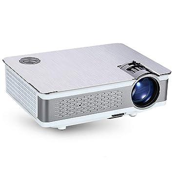 Proyector Portátil LED Multifunción HD Micro Proyector Para Cine ...
