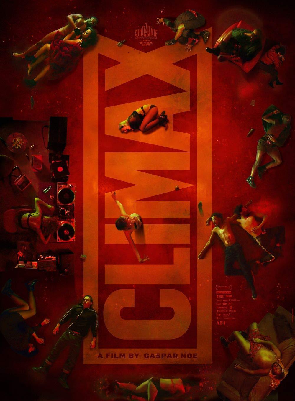 Lionbeen Climax Movie Poster Cartel de la Pelicula 70 X 45 ...