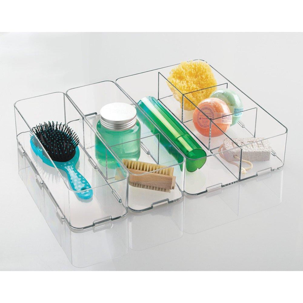 InterDesign Interlocking Organizer Cosmetics Accessories Image 2