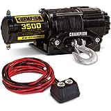 Champion 3500-lb. ATV/UTV Synthetic Rope Winch Kit