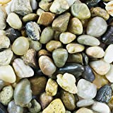 Mini Assorted Garden Beach Stone Rocks Pebbles Aquarium Lake Collection For  Outdoor U0026 Indoor Home Garden