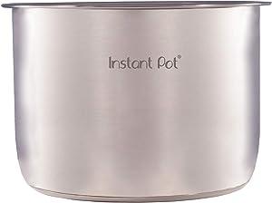 Genuine Instant Pot Stainless Steel Inner Cooking Pot 8 Quart