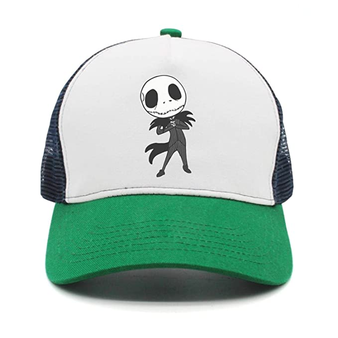 f93dd6df14c3e Image Unavailable. Image not available for. Color  Unisex Hat Nightmare- Before-Christmas-Jack-Skellington- ...