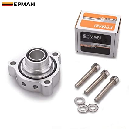 Amazon.com: Epman Bolt-on Top Mount Turbo BOV Blow Off Valve Dump Adaptor for BMW Mini Cooper S Turbo engines TR-BOV1011: Automotive