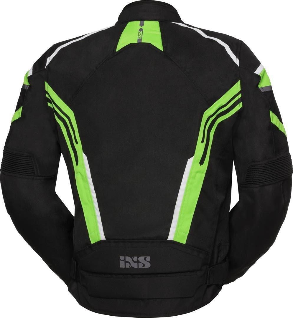 IXS X-Sport RS-400-ST Motorrad Textiljacke Schwarz M