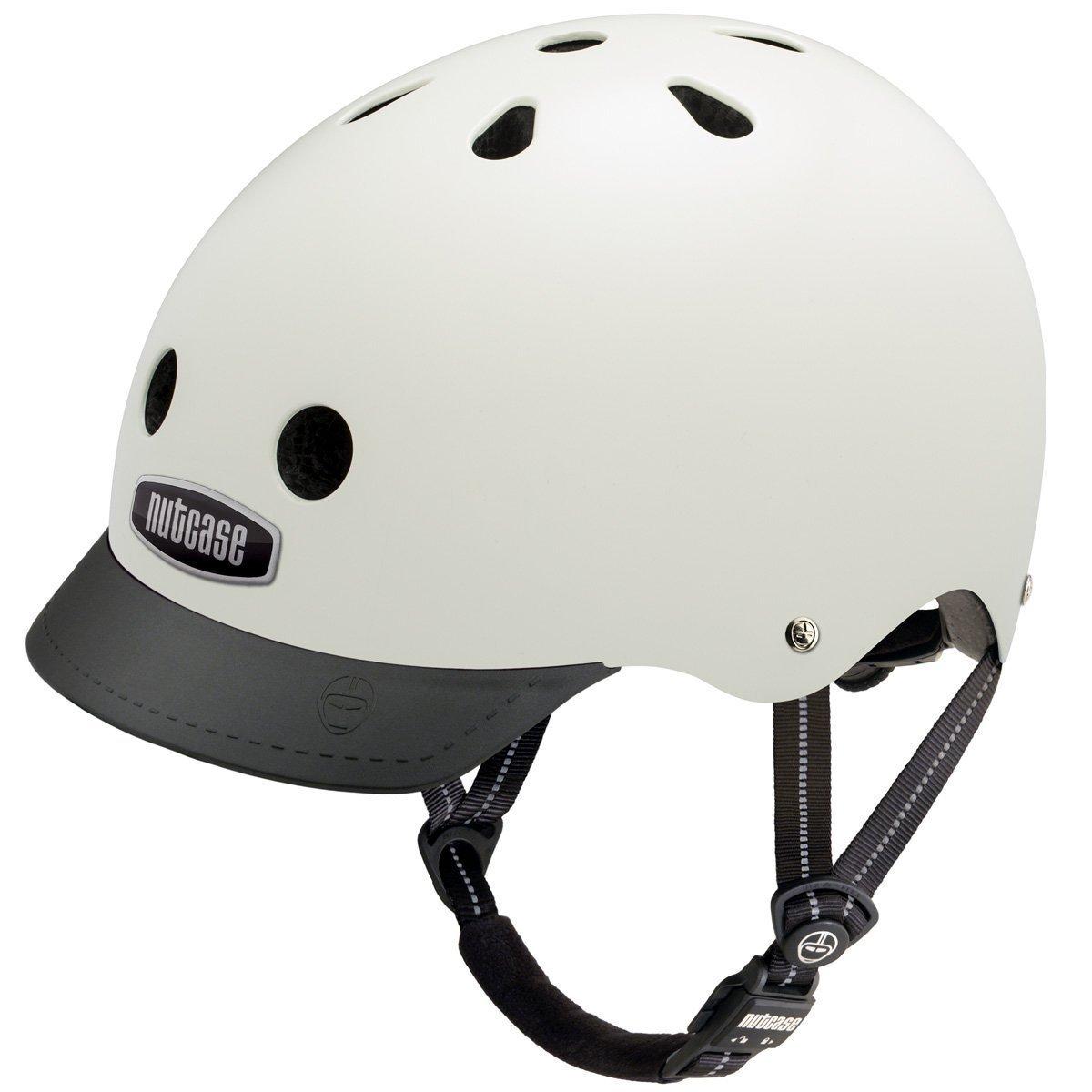 Nutcase gEN3 'cream'casque taille (tour de tête : l 60 à 64 cm   B00SJ92ACA