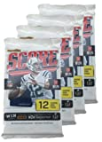 Amazon Price History for:2016-2017 Score NFL Football Trading Cards Retail Factory Sealed 4 Pack