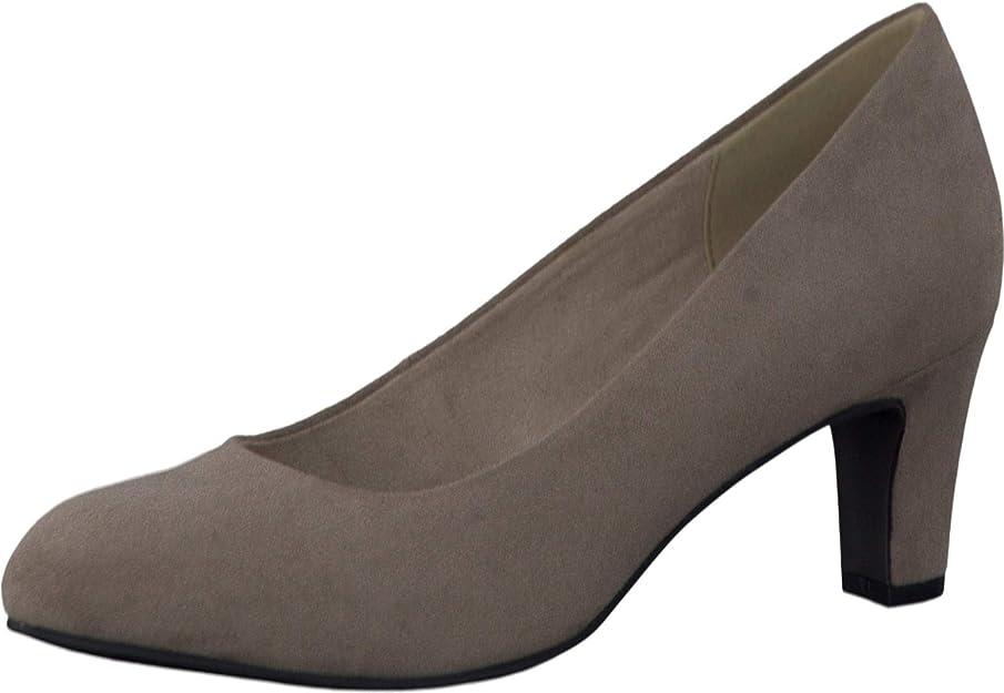 Tamaris Schuhe 1 1 22454 38 Bequeme Damen Pumps, Sommerschuhe für modebewusste Frau,