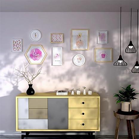 Daeou Cuadro marco combinación pared interior los niños dormitorio ...