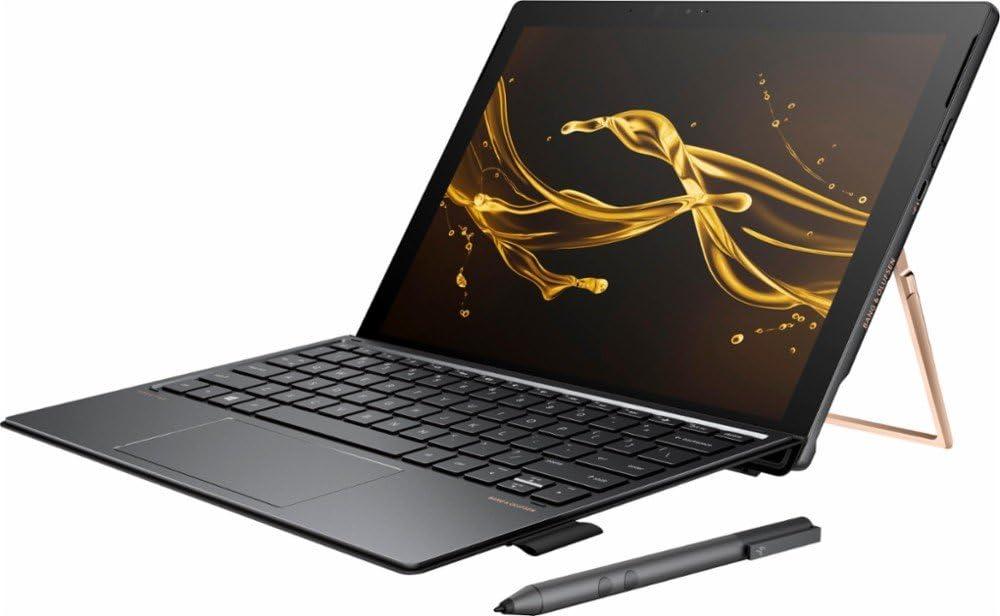 2017 HP Spectre x2 Detachable Laptop - 12t IPS WLED-backlit multitouch edge-to-edge glass (3000 x 2000) i7-7560U 8GB Ram Windows 10 Pro Ink HP active Pen + Best Notebook Stylus pen Light