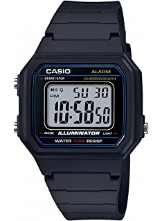6d9c4fc8b46 Casio Collection W-800H-1AVES Men Watch  Casio  Amazon.co.uk  Watches