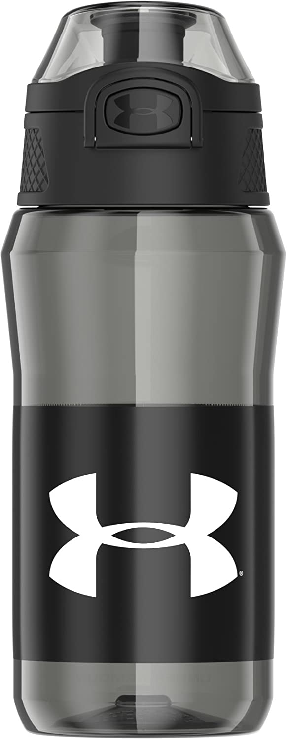 Under Armour Unrivaled 18 Ounce Water Bottle Black Graphite