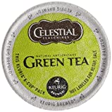 Celestial Seasonings, Green Tea, K-Cup Portion Pack for Keurig K-Cup Brewers (Pack of 48)