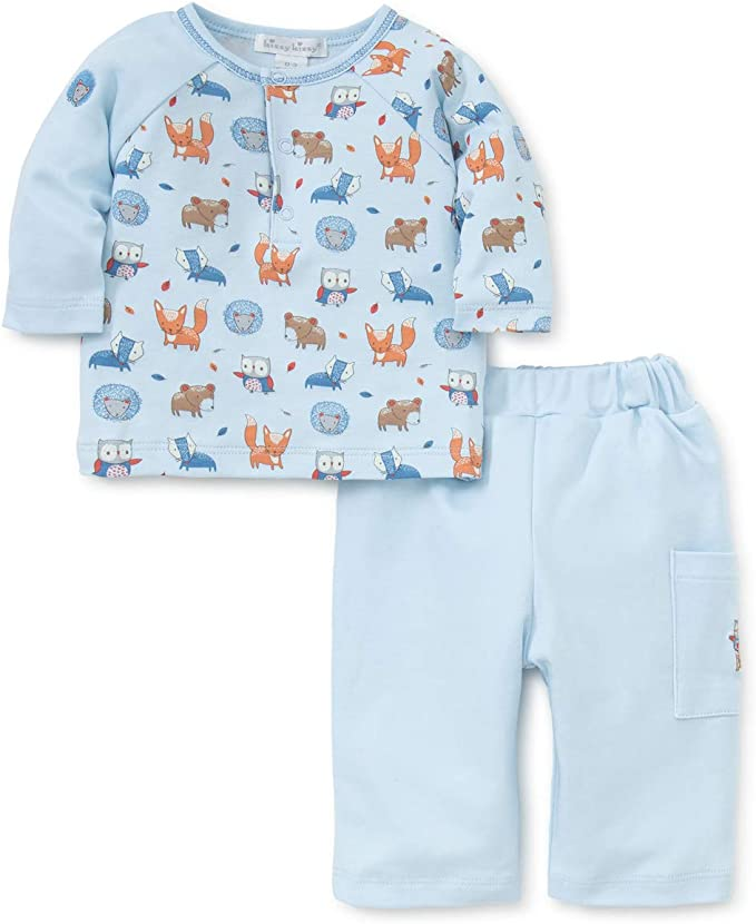 U99oi-9 Long Sleeve Cotton Rompers for Unisex Baby Fashion Solar System Jumpsuit