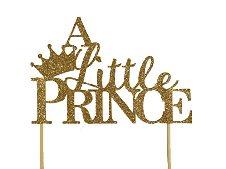 Amazon.com: All About detalles oro a little prince ...