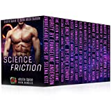 Science Friction: 15 Book MEGA Sci-Fi Romance Bundle (Excite Spice Boxed Sets)
