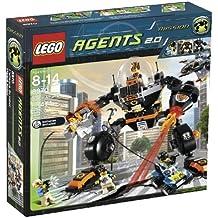 LEGO Agents Robo Attack (8970)