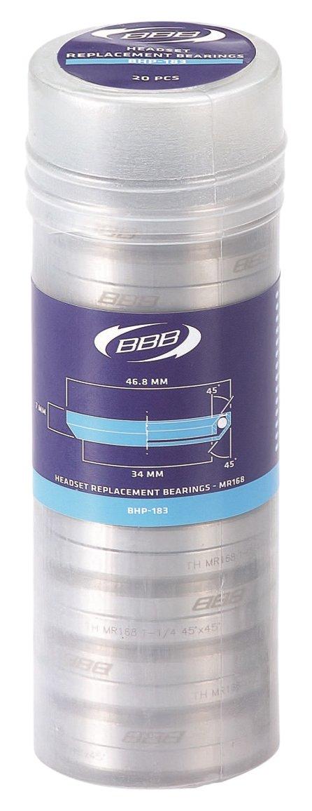 BHP-183 Headset Replacement Bearings 1.1 4& 039; 46.8x7 CrMo 45x45 20 Stuks MR168