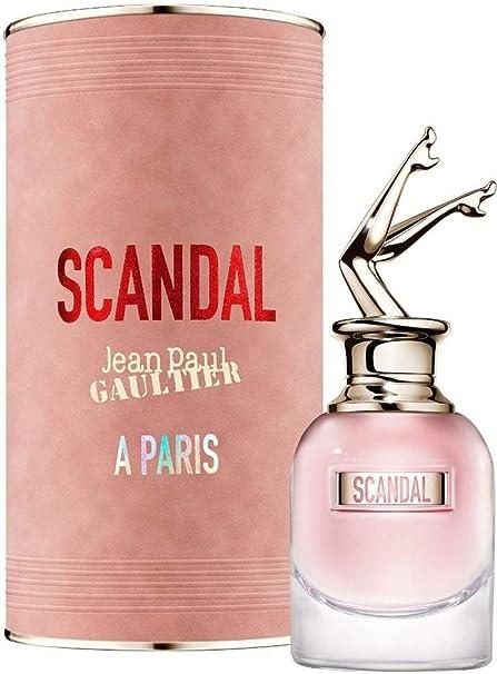jean paul gaultier scandal perfume usa