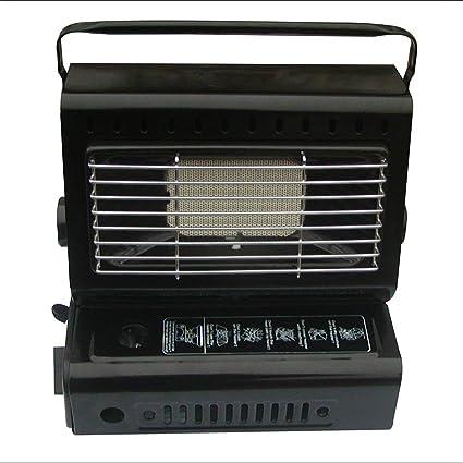 Calentador al Aire Libre Quemador Calentador de Gas Viajes Que acampa Senderismo Equipo de Picnic Uso