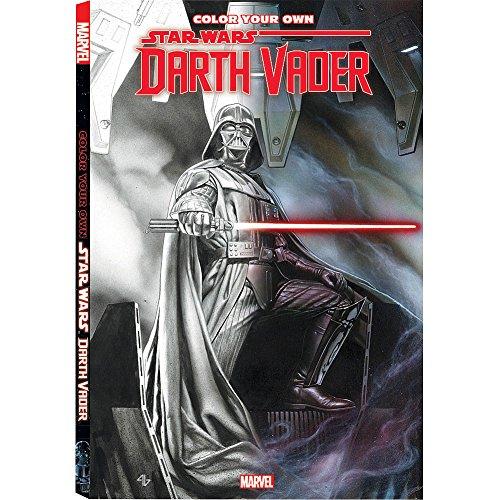 Disney Star Wars Your Own Darth Vader Coloring