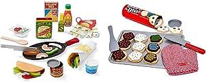 Melissa & Doug Taco & Tortilla Set & Slice and Bake Cookie Set