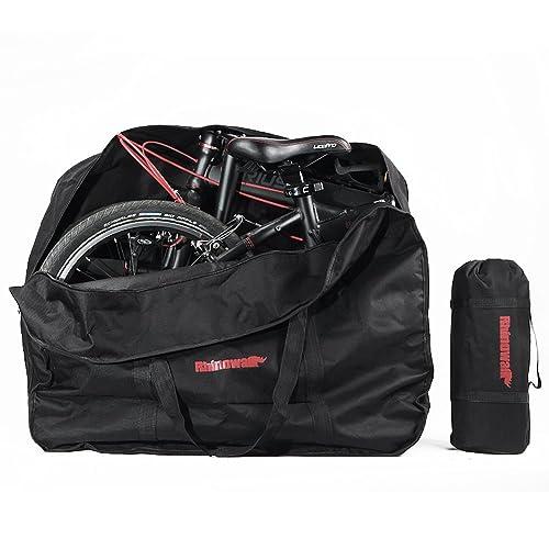Selighting 20 Inch Folding Bike Travel Case Bicycle Storage Bag